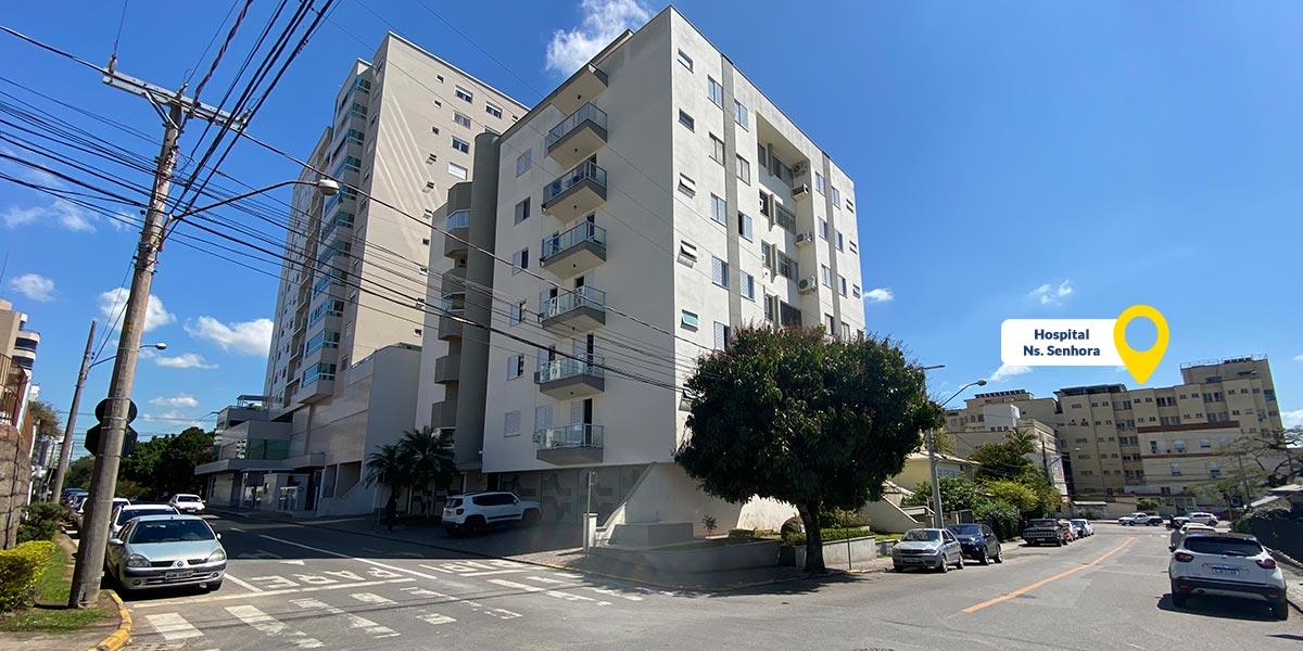 Apartamento no Residencial Theodoto