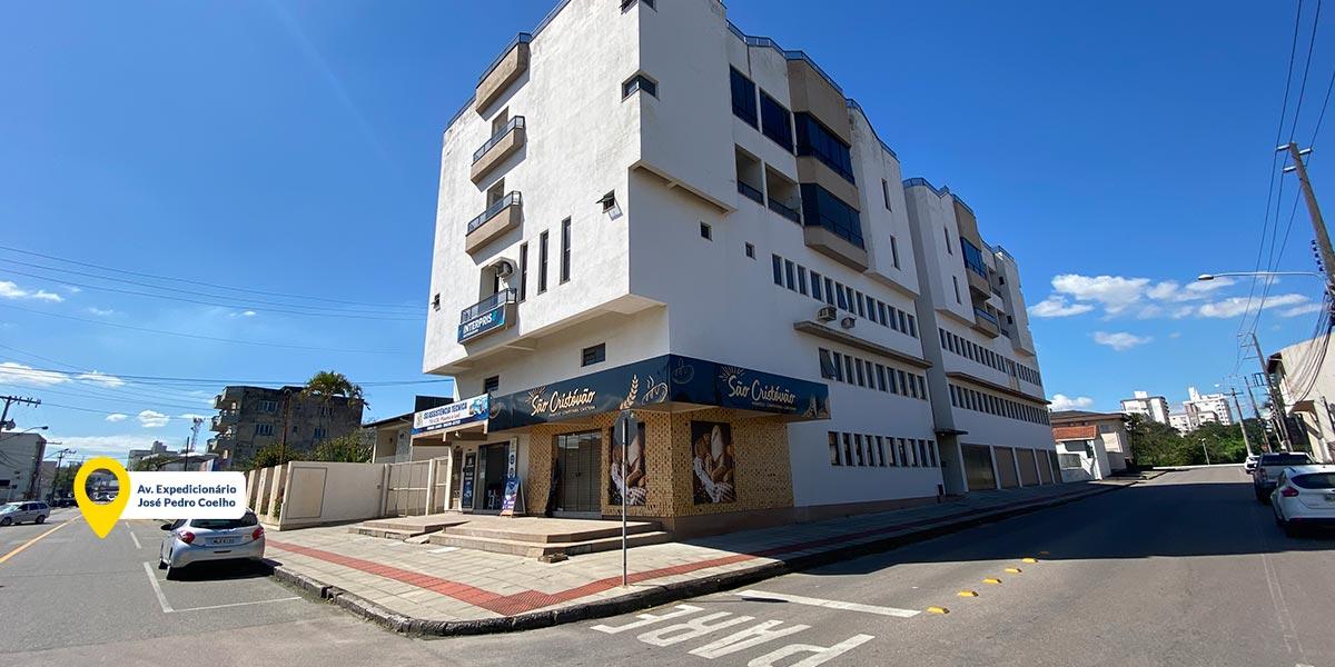 Apartamento no Residencial Cidade Azul