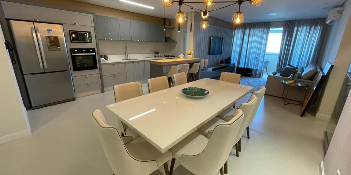 Apartamento Mobiliado no Mar Grosso