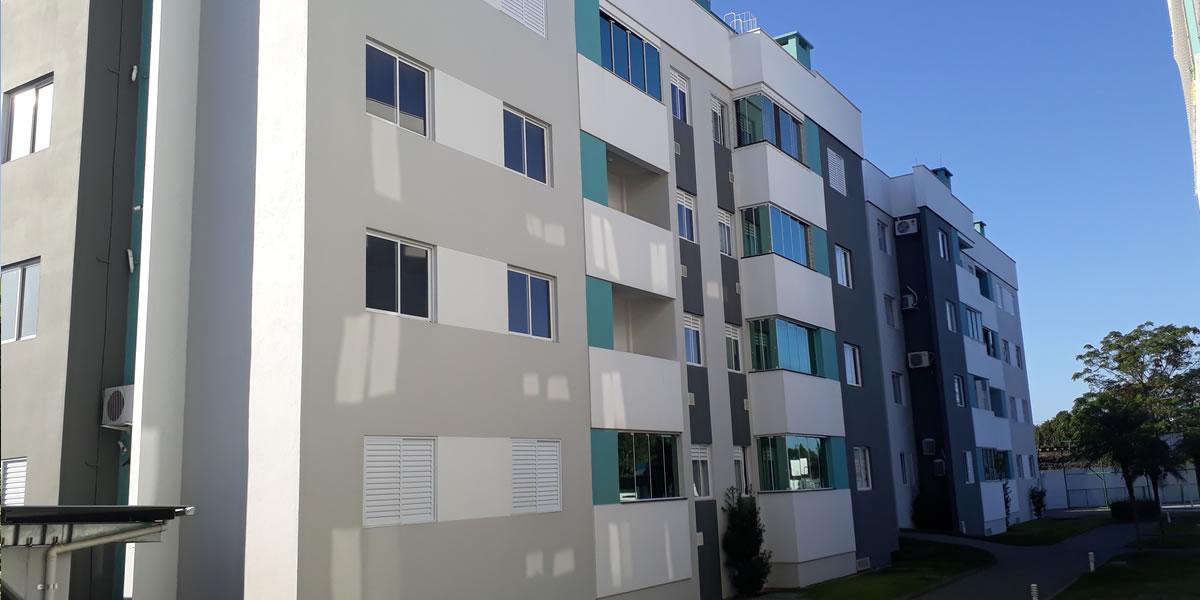 Apartamento no Residencial Jardim Europa